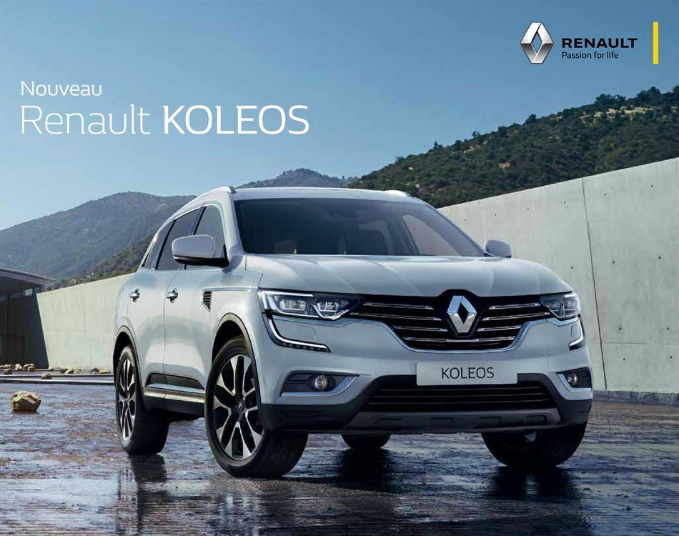 Catalogue Renault Koleos Promotion 06/02/2020 AU 15/11/2020