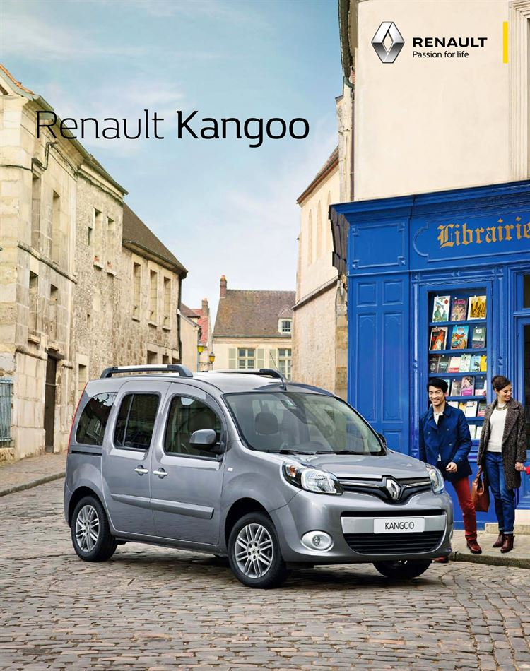 Catalogue Renault Kangoo Promotion 06/02/2020 AU 15/11/2020