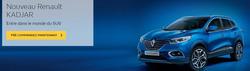 Promos de Renault dans le prospectus à Casablanca