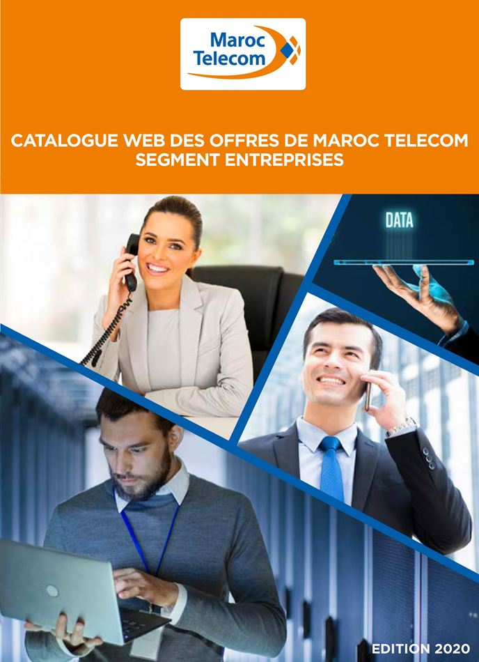 Catalogue Maroc Telecom Edition 12/06/2020 AU 31/12/2020