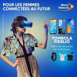Promos de Électroménager et Technologie dans le prospectus de Maroc Telecom à Casablanca ( Il y a 3 jours )