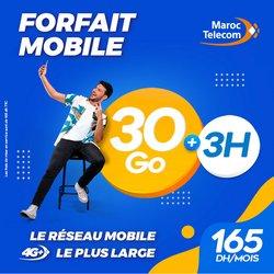 Maroc Telecom coupon à Tanger ( Expiré )