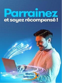 Promos de Maroc Telecom dans le prospectus à Maroc Telecom ( 7 jours de plus)