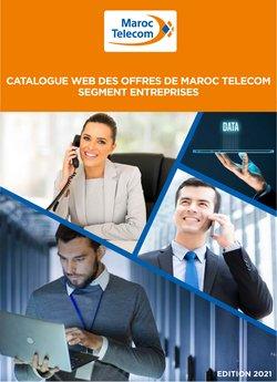 Promos de Électroménager et Technologie dans le prospectus à Maroc Telecom ( Plus d'un mois)