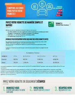 BMCI coupon ( 13 jours de plus )