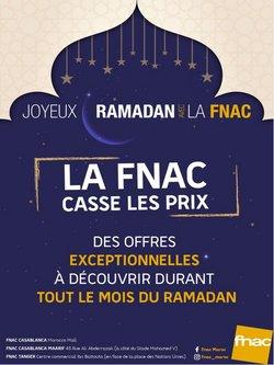 Promos de Ramadan dans le prospectus à Fnac ( 13 jours de plus)