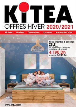 Accessoires à KITEA
