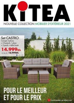 Promos de Maison et Bricolage dans le prospectus à KITEA ( Nouveau)