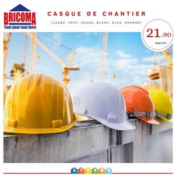 Promos de Maison et Bricolage dans le prospectus à Bricoma ( Expire demain)