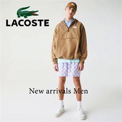 Promos de Vetêments, chaussures et accessoires dans le prospectus à LACOSTE ( Plus d'un mois )