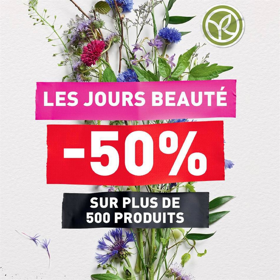Offers Yves Rocher