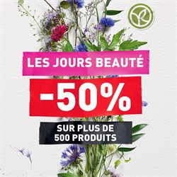 Yves Rocher coupon ( Il y a 2 jours )