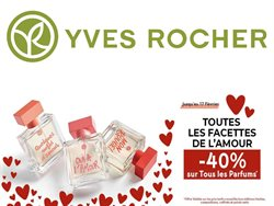 Yves Rocher coupon à Tanger ( Expiré )