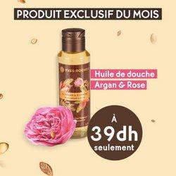 Promos de Parfumeries et Beauté dans le prospectus à Yves Rocher ( 7 jours de plus )