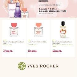 Yves Rocher coupon ( Expiré)