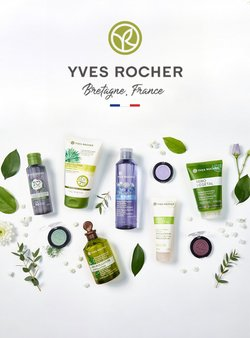 Promos de Parfumeries et Beauté dans le prospectus à Yves Rocher ( 5 jours de plus)