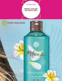 Promos de Parfumeries et Beauté dans le prospectus à Yves Rocher ( 4 jours de plus)