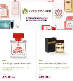 Promos de Parfumeries et Beauté dans le prospectus à Yves Rocher ( Publié hier)