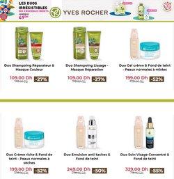 Promos de Parfumeries et Beauté dans le prospectus à Yves Rocher ( 3 jours de plus)