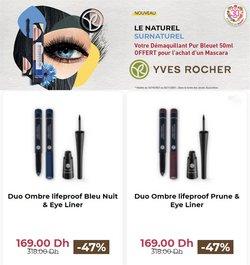 Promos de Parfumeries et Beauté dans le prospectus à Yves Rocher ( 10 jours de plus)