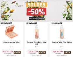 Promos de Parfumeries et Beauté dans le prospectus à Yves Rocher ( 9 jours de plus)