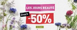 Coupon Yves Rocher ( 5 jours de plus )