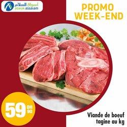 Aswak Assalam coupon ( Expire demain )