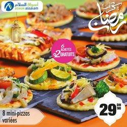 Aswak Assalam coupon ( Publié hier )