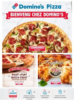 Domino's Pizza coupon ( Nouveau)