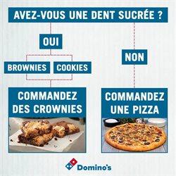 Pizza à Domino's Pizza