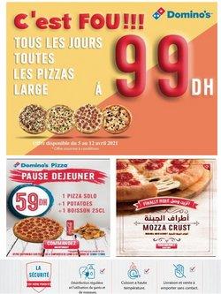 Domino's Pizza coupon ( Expiré )