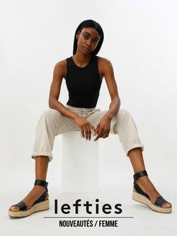 Promos de Lefties dans le prospectus à Lefties ( Plus d'un mois)