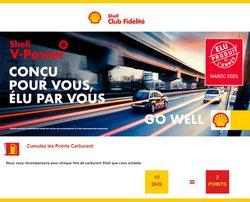 Promos de Shell dans le prospectus à Shell ( Plus d'un mois)
