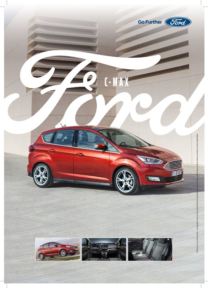 Catalogue  Ford C Max promotion 03/06/2020 AU 31/01/2021
