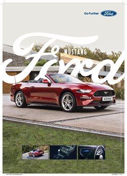 Ford coupon ( Plus d'un mois )
