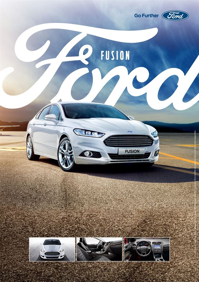 Catalogue Ford Fusion Promotion 16/03/2019 AU 31/01/2021