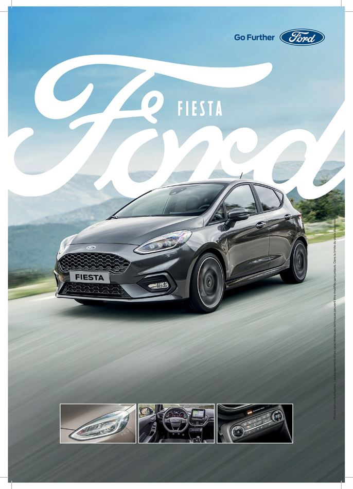 Catalogue Ford Fiesta Promotion 23/03/2020 AU 31/01/2021