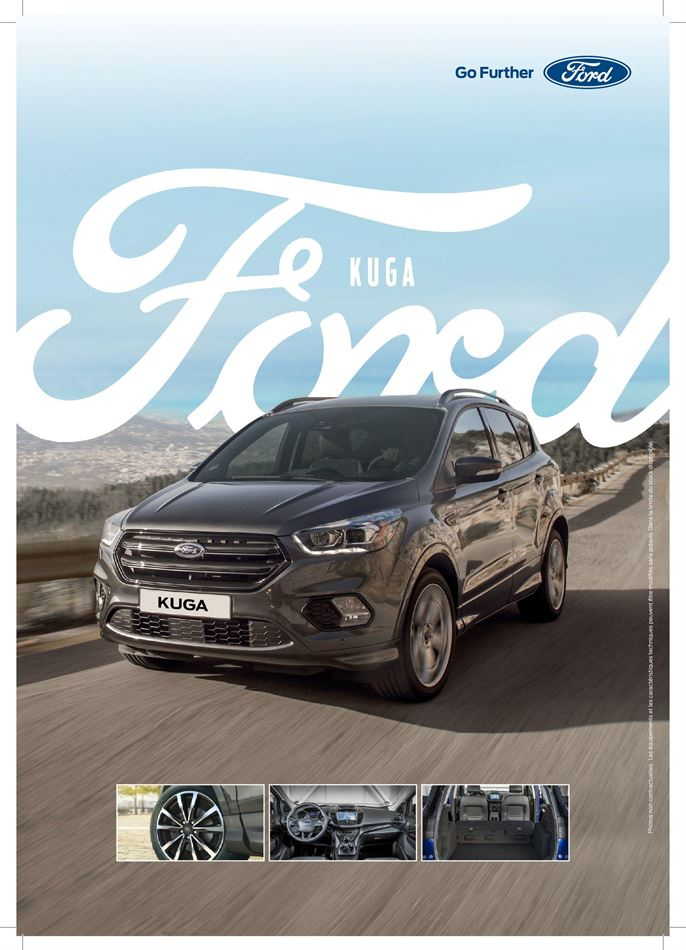 Catalogue Ford Kuga Promotion 23/03/2020 AU 31/01/2021
