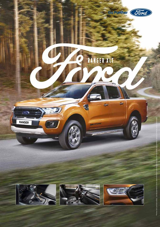 Catalogue Ford Ranger Promotion 23/03/2020 AU 31/01/2021