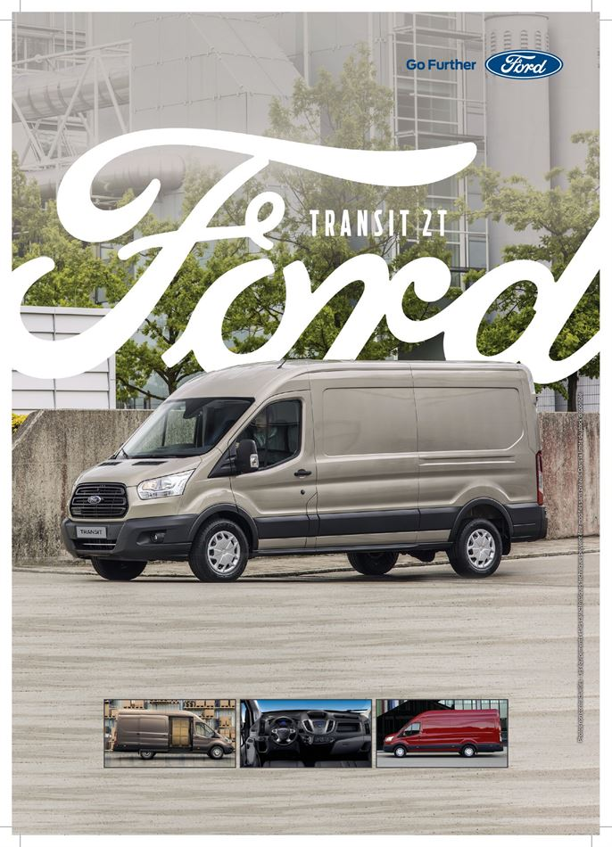 Catalogue Ford Transit 2T Promotion 23/03/2020 AU 31/01/2021