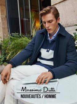 Promos de Massimo Dutti dans le prospectus à Massimo Dutti ( 12 jours de plus)