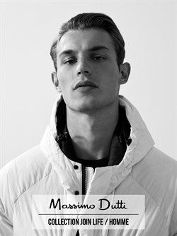 Promos de Vetêments, chaussures et accessoires dans le prospectus à Massimo Dutti ( 30 jours de plus)