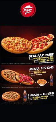 Pizza à Pizza Hut