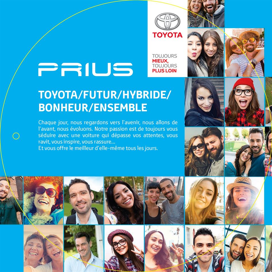 Catalogue Toyota Prius Promotion 30/03/2020 AU 04/01/2021