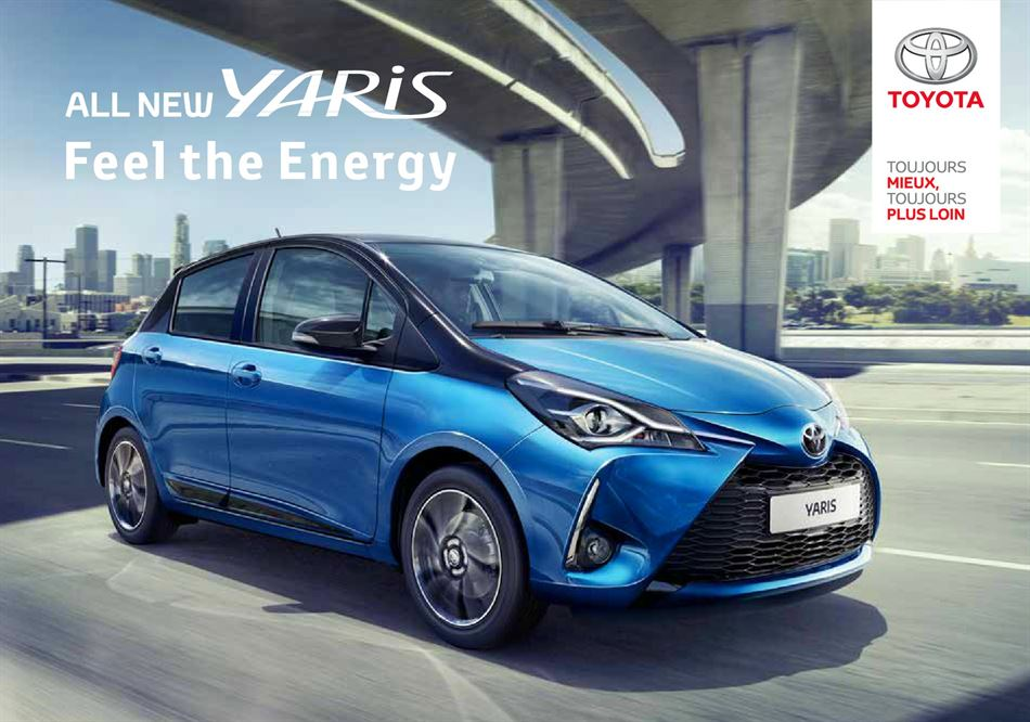 Catalogue Toyota Yaris Promotion 30/03/2020 AU 04/01