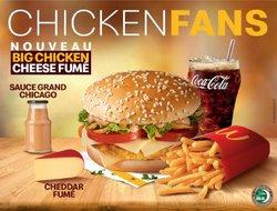 McDonald's coupon à Salé ( Expiré )