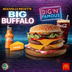 McDonald's coupon à Tanger ( 7 jours de plus )