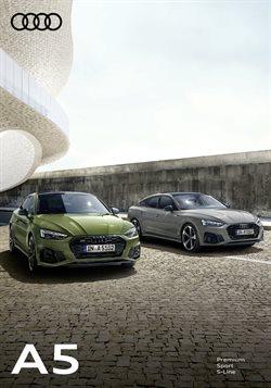 Promos de Voitures, Motos et Accessoires dans le prospectus à Audi ( Plus d'un mois)