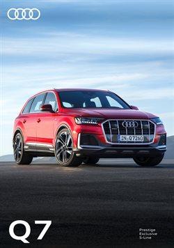Promos de Voitures, Motos et Accessoires dans le prospectus de Audi à Tanger ( Plus d'un mois )