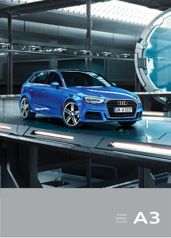 Catalogue Audi A3 Promotion 07/10/2019 AU 07/10/2020